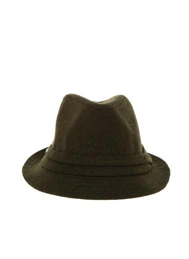 Bay Şapkacı Şapka Haki